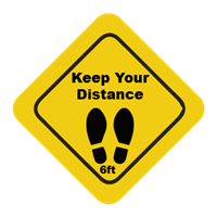 Keep Your Distance - Diamond