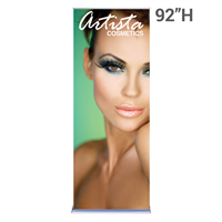 Retractable Banner Stand: Premium 36""