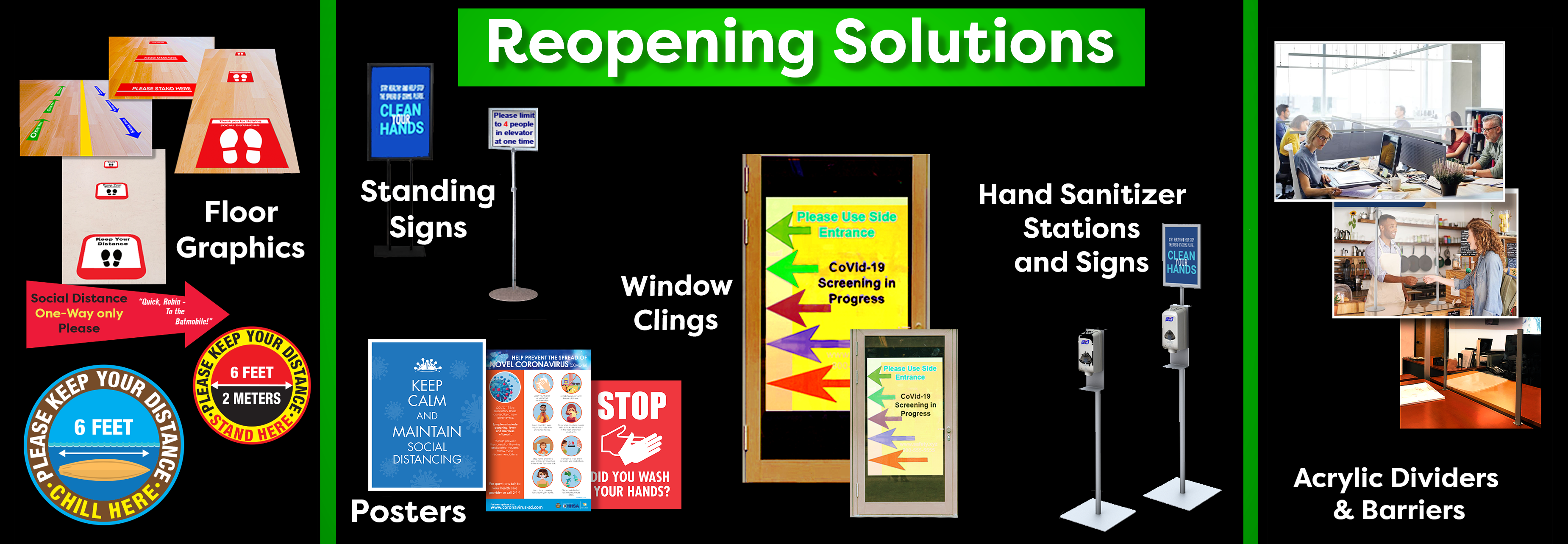 Reopening Solutions -